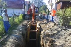 izvođenje kanalizacija